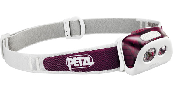 Petzl Tikka + Headlamp purple